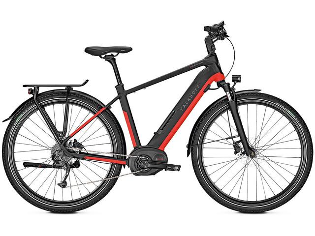 Kalkhoff Endeavour 5.B XXL - Vélo de trekking électrique - Diamant 500Wh rouge/noir